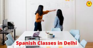 Spanish Classes in Delhi