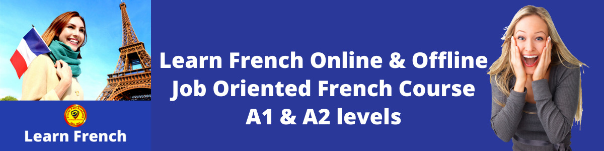 A1 A2 levels in French in Delhi