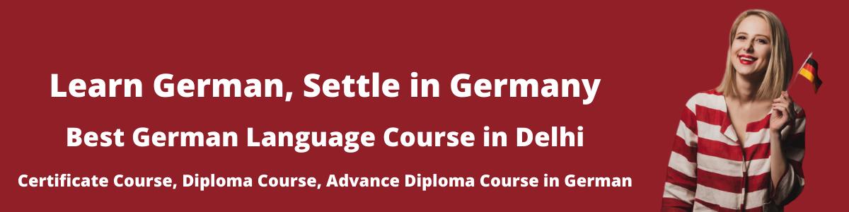 Best German Language Course in Delhi