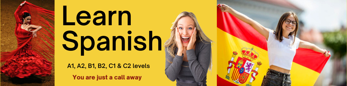 A1 levels Spanish course in Delhi