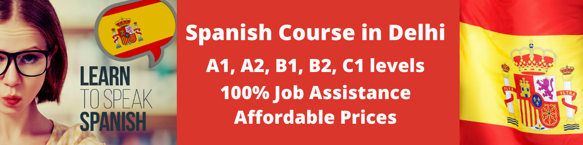 Spanish Course in Delhi