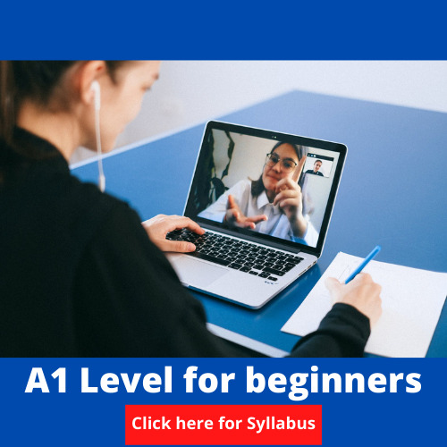 A1 Level Spanish Online Course for beginnersA1 Level Spanish Online Course for beginners